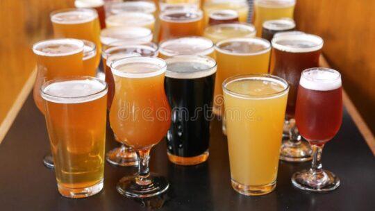 Kvalitet med ølbrygningssæt i vipperød